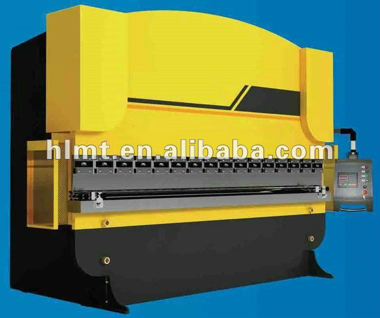 CNC Hydraulic used steel bending machine for sale