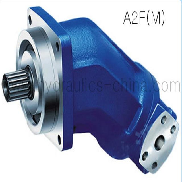 Bosch Rexroth A2F(M) Series Hydraulic Radial Axial piston fixed motor