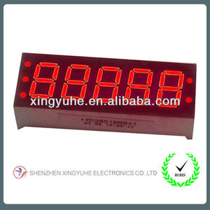 digital timer countdown led