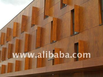 Parklex Natural Timber Veneer Facade Panels Buy Decorative Veneer Panel Product On Alibaba Com