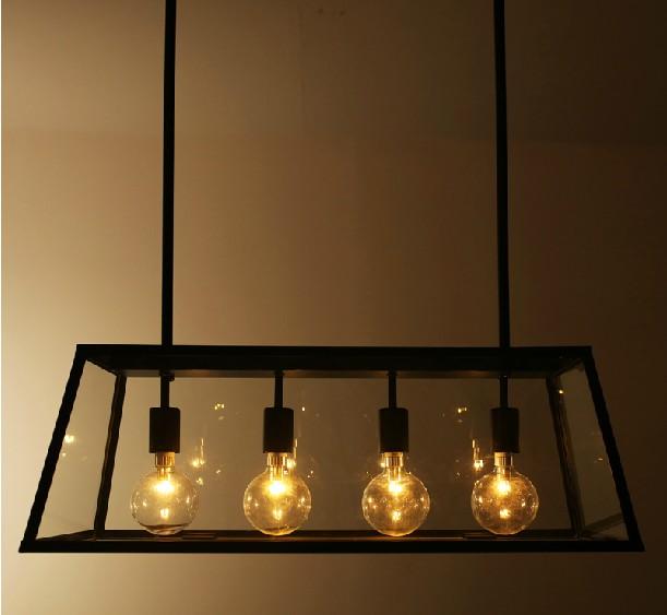Edison ampoule vintage filament lustre lustre id de produit 1850116312 french - Lustre multi ampoules ...