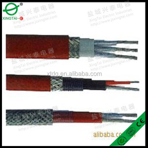 UL 3239 pvc heating cable silicon heating cable wire
