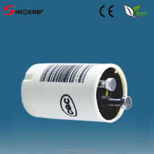 single AC220V 4-65W T8 fluorescent lamp starter