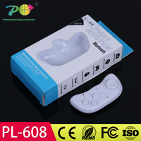 Mini and lightweight Wireless Bluetooth V3.0 Game Controller Gamepad for Android 4.0 or IOS 6.0 Above System / Tablet PCs Games