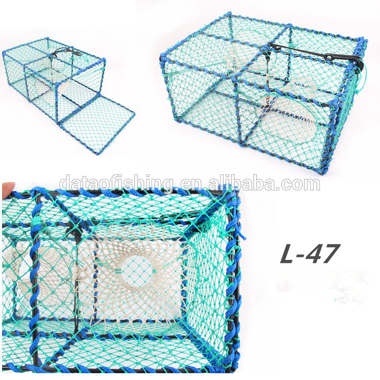Folding Portable Lobster Crab Cod Pollock Trap - Buy Cod Trap,Lobster Trap,Pollock Trap Product ...