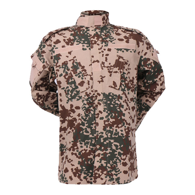 Top Quality Camo Army Combat Uniform ACU Coat Military Battle Tactical Clothing