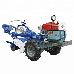 Factory Direct Sale Populear Multunfunction 12-25HP Walking Tractor