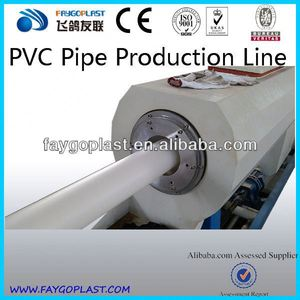 HDPE Pipe Extrusion Line GMP20-1600MM pvc film extruder