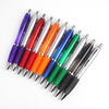 Top quality promotion logo plastic ball pen advertising cheap promotion pen
