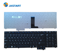 Top sale Russian laptop keyboard For Samsung R720 R730 NP-R720 NP-R730 laptop keyboard