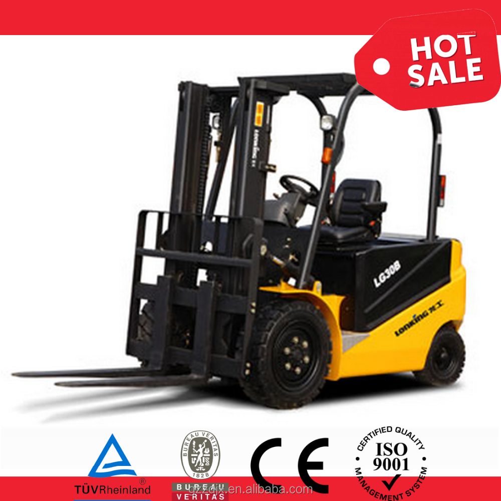 3tons electric forklift for sale price of forklift