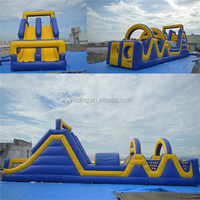 Giant inflatable obstacle, adult inflatable obstacle course, obstacle race inflatable game B5003