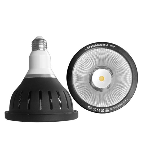 Gooseneck Clip Lamp 15x3 45w Par38 Led Reef Coral Bulb