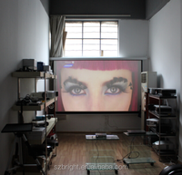 Motorised Screen Projector Electronic Screens/Automatic Projector Screen