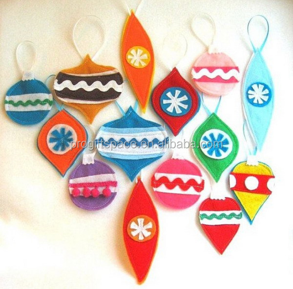 2017 New Fashion Handmade Colors Ornament Wall Craft Tree Gift ...
