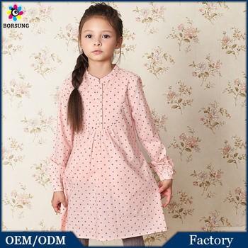 33c22afb8506502 Детские платья последние конструкции 100% хлопковая детская одежда с длинным  рукавом модные летние платья для
