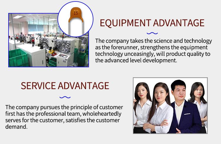 multilayer ceramic capacitor manufacturer