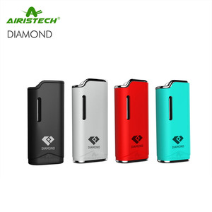 Airistech 2018 Brand New CBD Vape Pen Airistech Diamond Best Portable Mini CBD Crystal Vape Mod