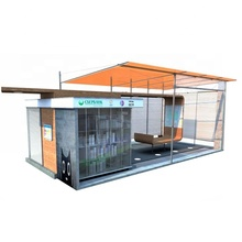 Bus Shed Bus Shed Suppliers And Manufacturers At Alibabacom