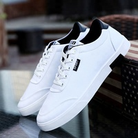 ZY0058A fashion blank white canvas shoes wholesale