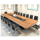 Table Room Board Room Table China Factory Price High Quality Modern Boardroom Table Office Furniture Conference Room Desk Board Room Table