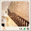 3*3M ICICLE Light Curtain Wall the Christmas Lightled Warm White LED Curtain Light for Wedding