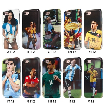 best website a4f4b b4310 2018 World Cup Design Football Baby Customized Phone Case For Iphone X 8  8plus 7 Plus Case 2 In 1 - Buy Customized Case For Iphone X,Customized  Phone ...