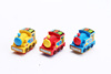 quality new pull back ABS mini plastic assembly train toys with EN71