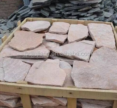 irregular stepping stone/outdoor stepping stone/landscaping stepping stone