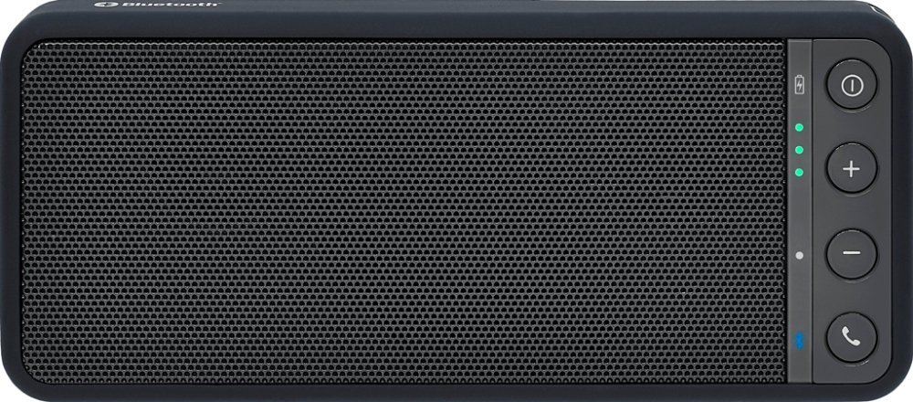 Sangean BTS-101 Ultra Portable NFC Bluetooth Wireless Stereo Speaker and Hands Free Speaker Phone (Black)