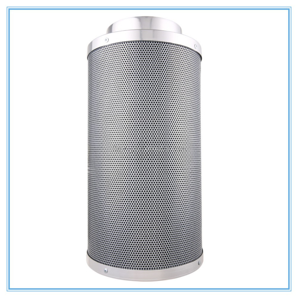 Conical Bottom Carbon Filter With Price Advantage For Hydroponics Plant Growth