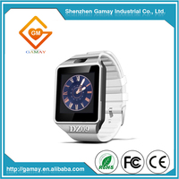 Best Sell Ce Rohs Smart Bluetooth DZ09 Smart Watch Mobile Phone DZ09