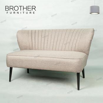 Nordic Modern Velvet Low Back Padded Long Tufted Sofa With 2 Seats - Buy  Long Tufted Sofa,Velvet Long Sofa,Modern Low Back Sofa Product on  Alibaba.com