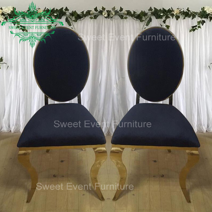 X legs modern wedding banquet metal base event chairs wholesale