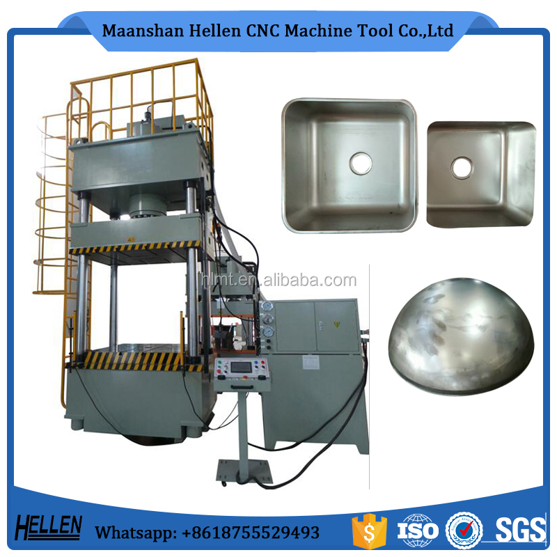 horizontal hydraulic press machine,hydraulic press 800 ton (CE Certification)