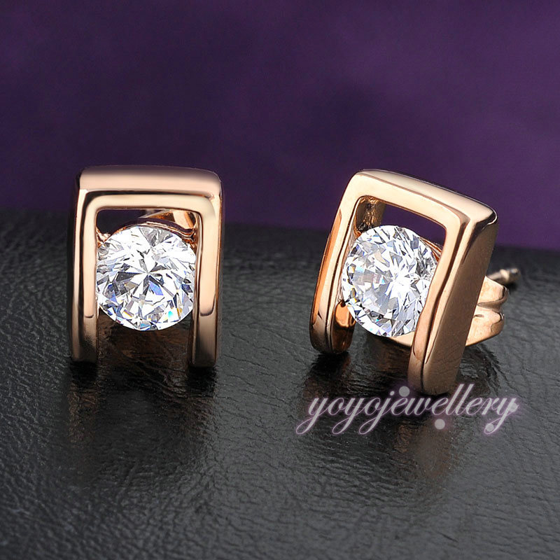 Wholesale price crystal gold fashion designs earrings studs, View ...