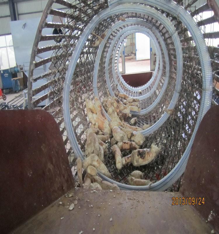 Le manioc traitement machineries pluche du manioc machine plucher manioc d 39 autres - Machine a eplucher les chataignes ...