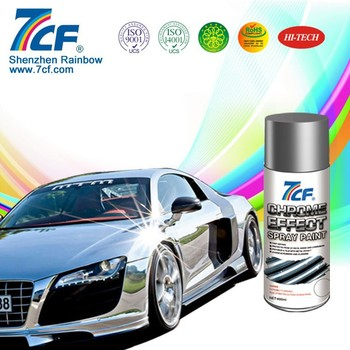Paint For Cars >> Silver Mirror Chrome Paint For Cars