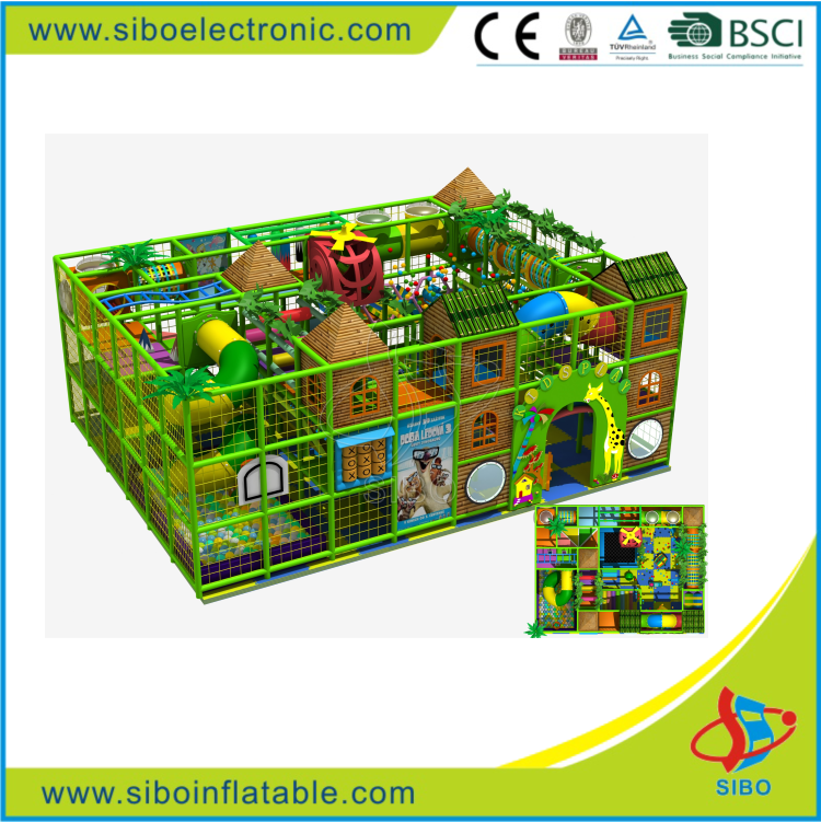 GM hot china indoor playground toys plastic pool indoor water park equipment
