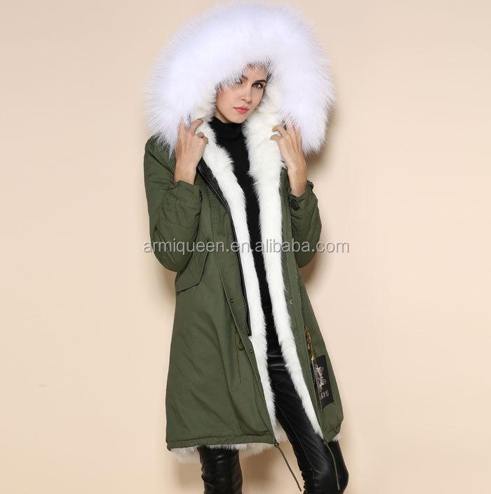manteaux et parkas manteau femme capuche fourrure. Black Bedroom Furniture Sets. Home Design Ideas