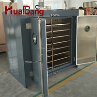 Industrial electrode fish food fruit hot air circulating drying oven