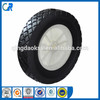 Qingdao manufacturer 8x1.75 solid rubber wheel