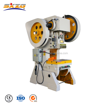 J23-80 Tablet Press Punch And Die Sheet Metal Hole Punch Machine  Perforation Press Small Manufacturing Machines - Buy Tablet Press Punch And  Die,Sheet