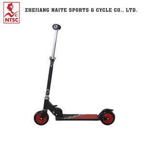 Factory Price Attractive Design Made Of Aluminum Kids Balance Scooter