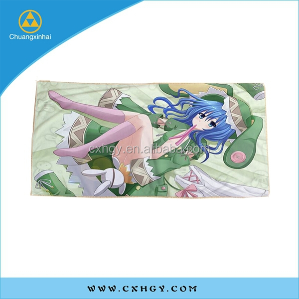 Sex Cartoon Animation Print Bath Towels China Manufacturer