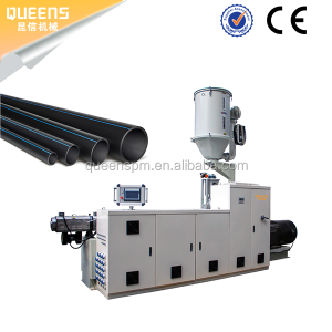 Gas and Water Supply Application PP PE Pipe Making Machine