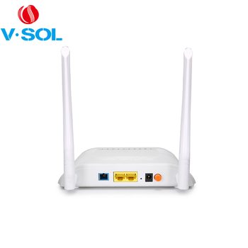 High Quality 1GE+1FE WIFI ONU  Epon/gpon/gepon Onu Compatible With Huawei,Fiberhome Etc Olt