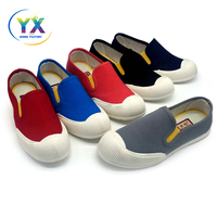 Cheap Price Women Footwear , Ladies Canvas Flat Casual Shoes