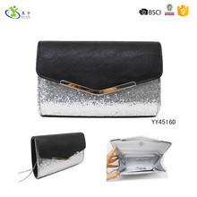 women bags handbag in black with glitter