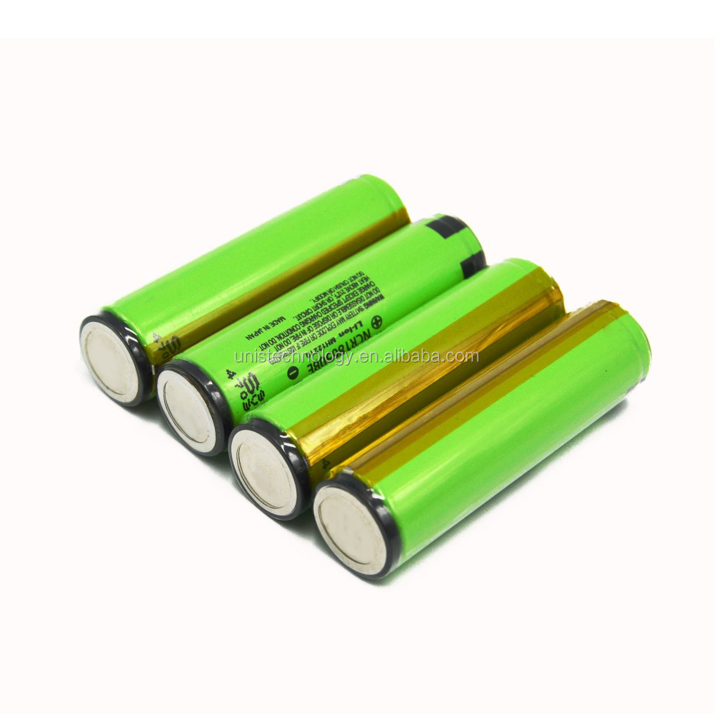 In stock ! NCR18650BE 3200mAh 3.7V rechargeable battery 3200mAh NCR18650BE 3.7V li-ion 18650 rechargeable battery button top
